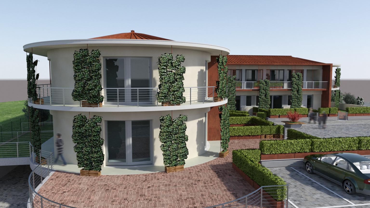 Gecof costruzioni complesso immobiliare residenze san - Immobiliare san lorenzo ...